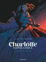 Couverture Charlotte impératrice