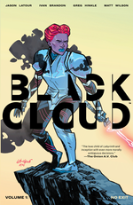 Couverture Black Cloud, Vol.1: No Exit