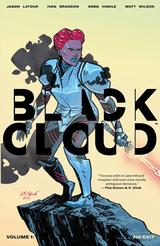 Couverture Black Cloud, Vol.1: No Exit