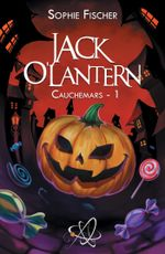 Couverture Jack O'Lantern (Cauchemars, tome 1)