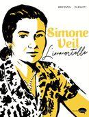 Couverture Simone Veil - L'immortelle