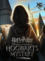 Jaquette Harry Potter : Hogwarts Mystery