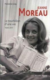 Couverture Jeanne Moreau