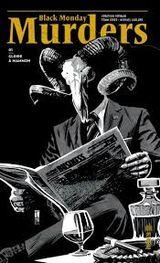 Couverture Black Monday Murders, tome 1 - Gloire à Mammon