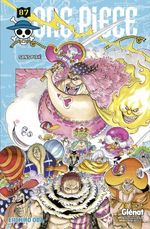 Couverture Impitoyable - One Piece, tome 87