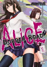 Couverture alice on border road