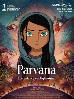 Affiche Parvana, une enfance en Afghanistan