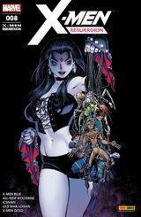 Couverture Peine et Trouble - X-Men ResurrXion, tome 8
