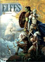 Couverture Renaissance - Elfes, tome 21