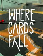 Jaquette Where Cards Fall