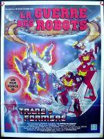 Affiche Les Transformers : Le Film