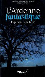 Couverture L'Ardenne fantastique