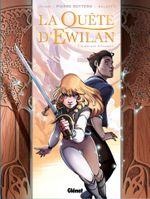 Couverture Merwyn Ril'Avalon - La Quête d'Ewilan, tome 6