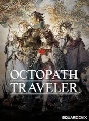 Jaquette Octopath Traveler