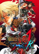 Jaquette Guilty Gear XX Accent Core Plus R