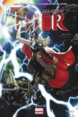Couverture All-New Thor, tome 3