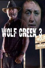 Affiche Wolf Creek 3
