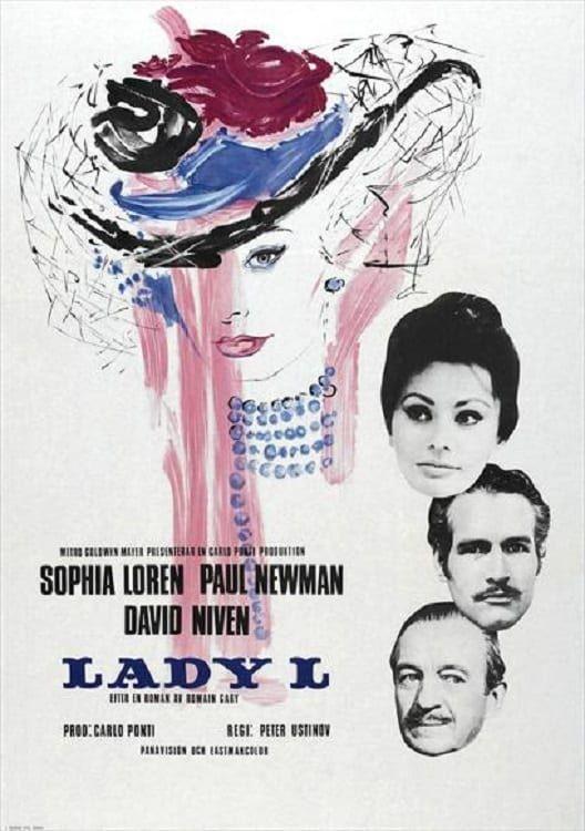 Affiches, posters et images de Lady L (1965) - SensCritique