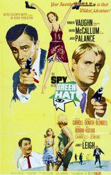 Affiche L'Espion au chapeau vert