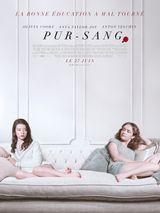Affiche Pur-sang