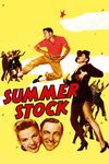 Affiche Summer Stock