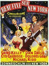 Affiche Beau fixe sur New York