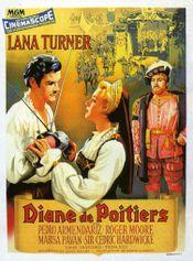 Affiche Diane de Poitiers