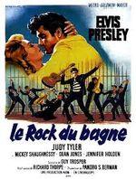 Affiche Le Rock du bagne