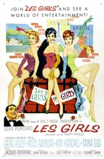 Affiche Les Girls