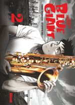 Couverture Blue Giant, tome 2