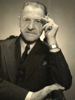 Photo W. Somerset Maugham