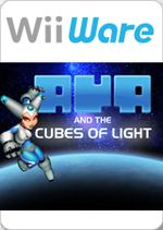 Jaquette Aya and the Cubes of Light