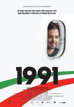 Affiche 1991