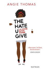 Couverture The Hate U Give