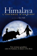 Affiche Himalaya, l'enfance d'un chef