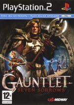 Jaquette Gauntlet : Seven Sorrows