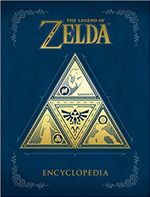 Couverture The Legend of Zelda Encyclopedia