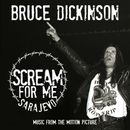 Pochette Scream for Me Sarajevo (Music from the Motion Picture)