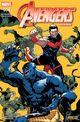 Couverture Honneurs et Récompenses - Avengers Universe, tome 4