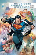 Couverture DC Univers Rebirth : Superman