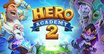 Jaquette Hero Academy 2