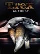 Affiche autopsie d'un T-Rex