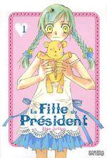 Couverture La Fille du Président