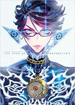 Couverture The Eyes of Bayonetta 2