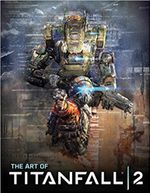 Couverture The Art of Titanfall 2