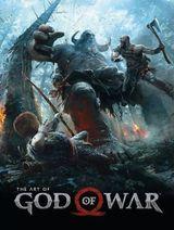 Couverture God of War : Artbook officiel