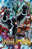 Couverture Inhumanité - Inhuman (Marvel Now), tome 1