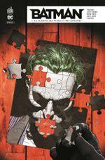 Couverture La Guerre des rires et des énigmes - Batman (Rebirth), tome 4