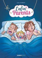 Couverture ENFIN PARENTS