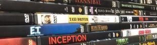 Cover Regarder des films dans son canapé, c'est bien aussi (mes DVDs et BLU-RAYs)